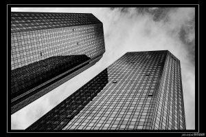 Architektur von Frankfurt: Deutsche Bank
