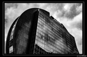 Architektur von Frankfurt: Radisson Blu