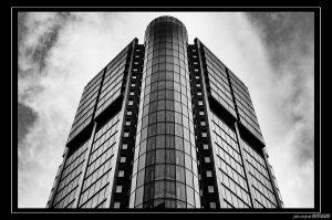 Architektur von Frankfurt: Tower 185